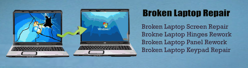 Broken Laptop Repair in Trichy