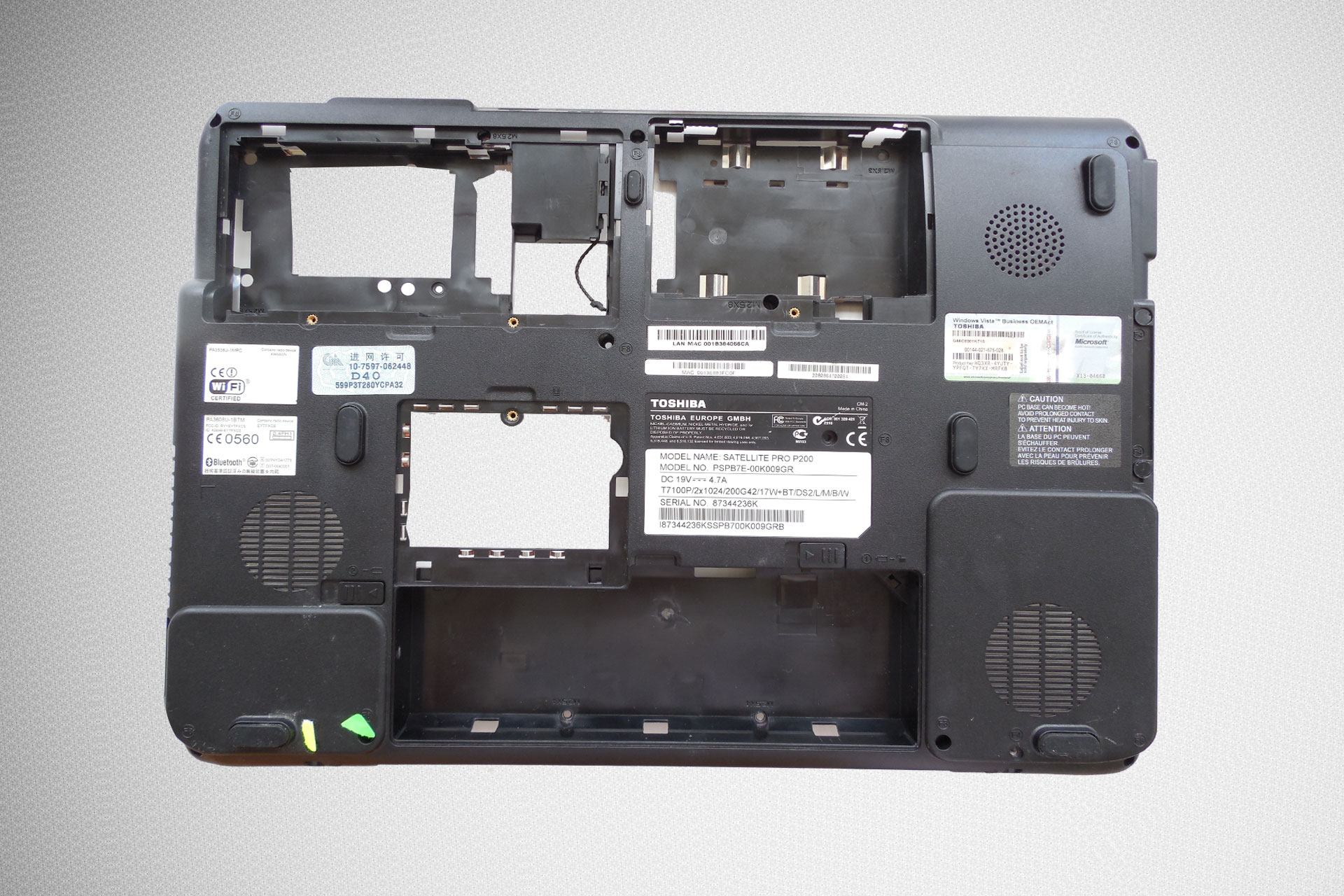 laptop panel bottom case replacement in trichy