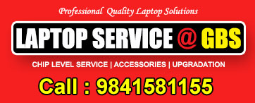laptop service center in trichy