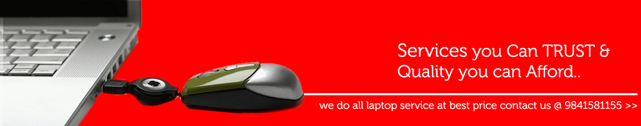 Laptop Spare Parts in Trichy | +91 9841581155 | Laptop
